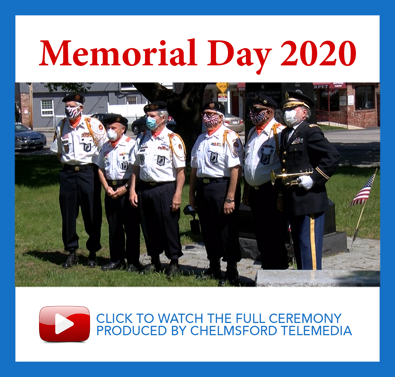 Mem Day NEWSFLASH